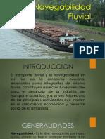 Navegabilidad Fluvial