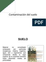 Contaminación Del Suelo PARTE 1