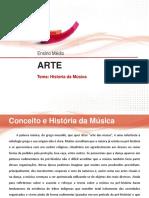 Aula História Da Música