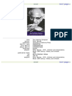 George Perle-The Listening Composer (Ernest Bloch Lectures , No 7) (1996)