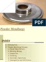Powder Metallurgy Ppt