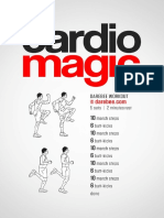 Cardio Magic Workout