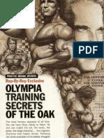 Arnold Training Guide أرنولد دليل التدريب كمال اجسام