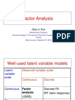 Harvard Lecture Series Session 4_Factor Analysis