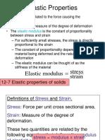 Elastic Properties.ppt