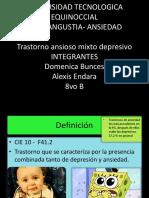 Trastorno Mixto Ansioso-depresivo