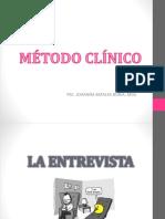 Tecnica de La Entrevista Clinica (1)