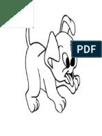 Desenho Para Colorir - Animais 3