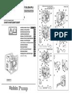 Manual Motobomba PTX Series