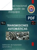 Cajas Automaticas- Exposicion
