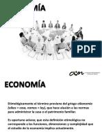 01. Presentación Definición Economía
