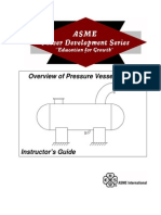 Pressure Vessel Design ASME Guide