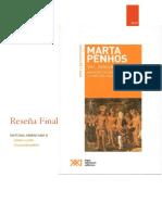 Marta Penhos - Ver, Conocer, Dominar