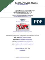 Manic Depressive Structure Treatment Strategies