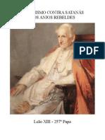 Exorcismo do Papa Leão XIII