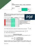 Cartas X-R - Capacidad