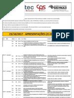 Programacao Final Apresentacao de Trabalhos Vi Jornacitec v2