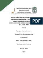 Tesis Para Libro Jorge c. Trudel Davila