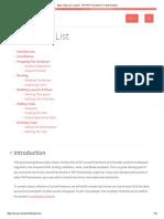 Basic Task List - Laravel