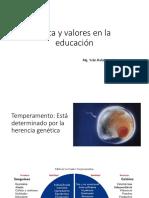 Ética y valores en la educación - Lima 022