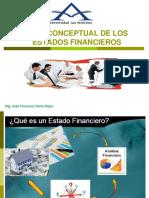 Marco Conceptual de Los Estados Financieros