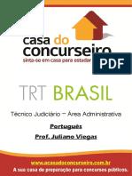 Apostila Trt Brasil Portugues Julianoviegas