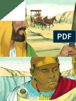 Ayuda visual Felipe y el Etiope.