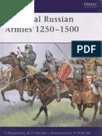 1841762342.Osprey 367 MAA - Medieval Russian Armies 1250 - 1500.pdf