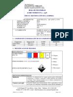 Msds 02 16 Pts a. Nitrico p.a.-q.p. Ver 07