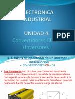 4.1. Bases de Operación de Un Inversor