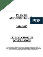 Plan de Autoproteccion 2016 2017