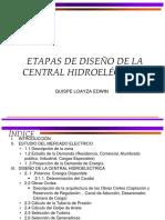 Expo. Diseño de La Central Hidroeléctrica