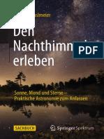 Den Nachthimmel erleben - Sonne, Mond und Sterne - Praktische Astronomie zum Anfassen.pdf