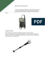 Materiales e Instrumentos Que Se Utilizaron