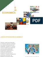 Proceso de Integración Económica