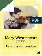Un Amor sin Nombre - Mary Westmacott.pdf
