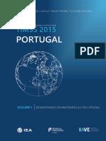 TIMSS 2015 Portugal