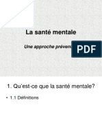 11Sante Mentale
