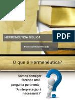 Hermenc3aautica Prof Roney Ricardo
