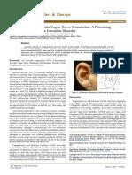 2017_Yu_Transcutaneous Auricular Vague Nerve Stimulation