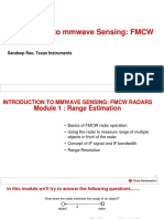 MmwaveSensing FMCW Offlineviewing 0