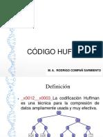 CODIGO HUFFMAN.odp