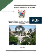 Pigars Provincia Huaura Final1-CD Para Difusion