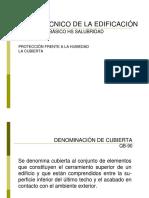 HS1-Cubiertas Generalidades
