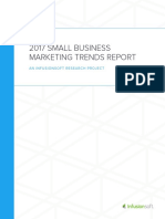 2017 Small Business Marketing Trends Report