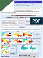 Poster de modelo oceánico ROMS