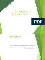 Administración Producción I