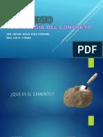 El Cemento - TecnologíaConcreto INGCJDC