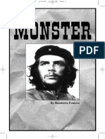 Che Guevara Monster Pamphlet - Che