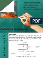 ORIFICIOS Odar Gutierrez